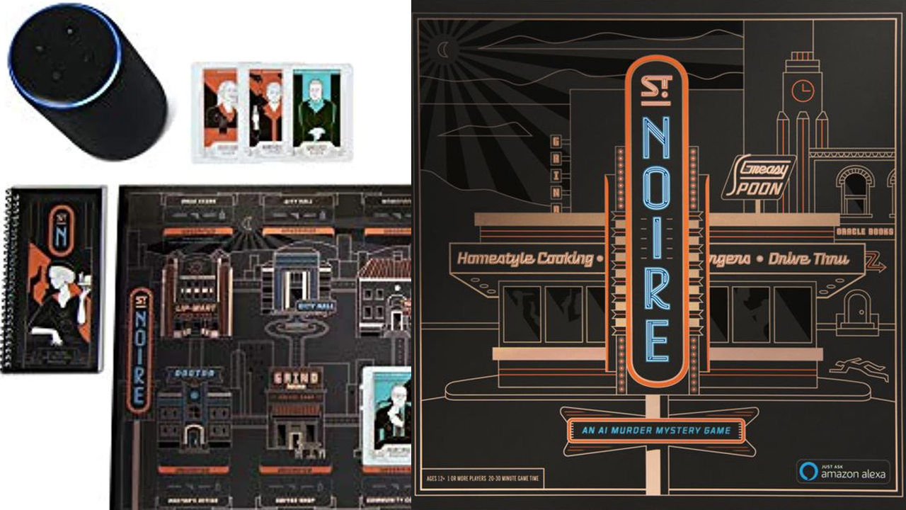 St. Noire Board Game