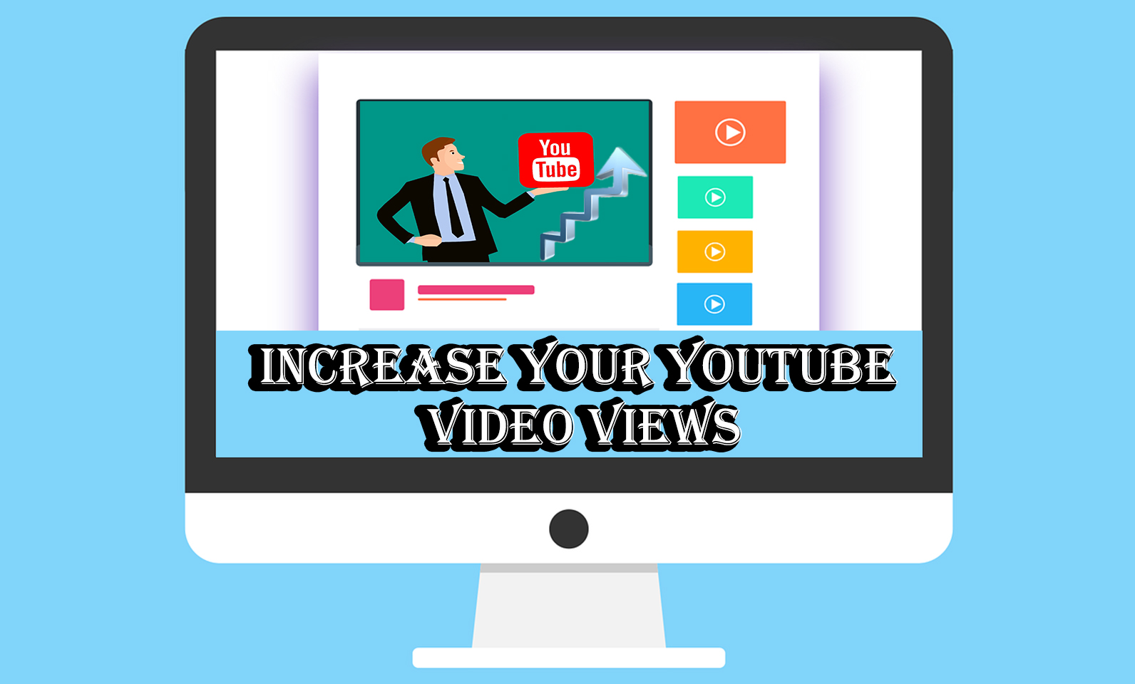 Increase Your YouTube Video Views