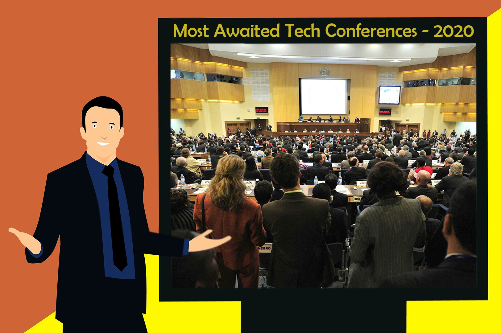 Most Awaited Tech Conferences - 2020