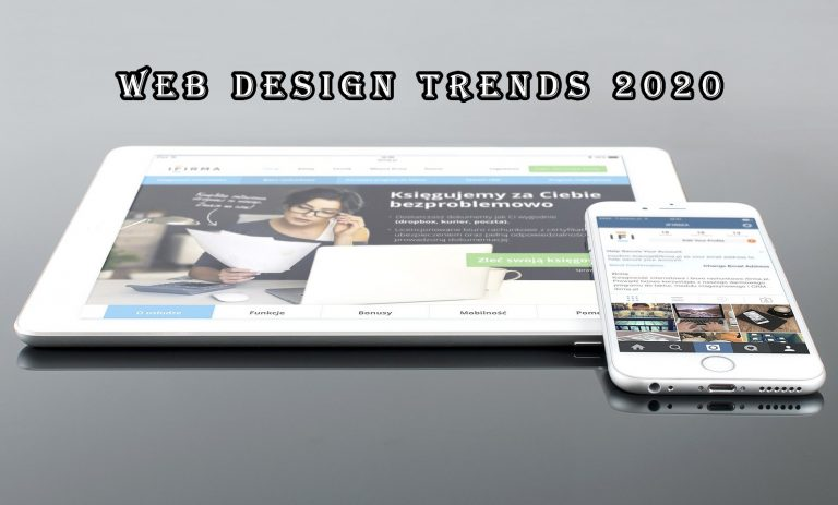 Astounding Web Design Trends in 2020