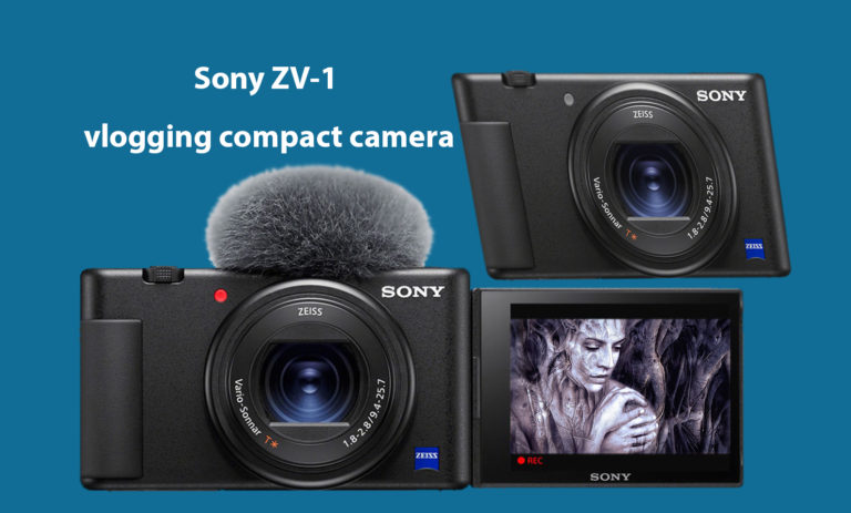 Features Of Sony ZV-1 Vlogging Compact Camera