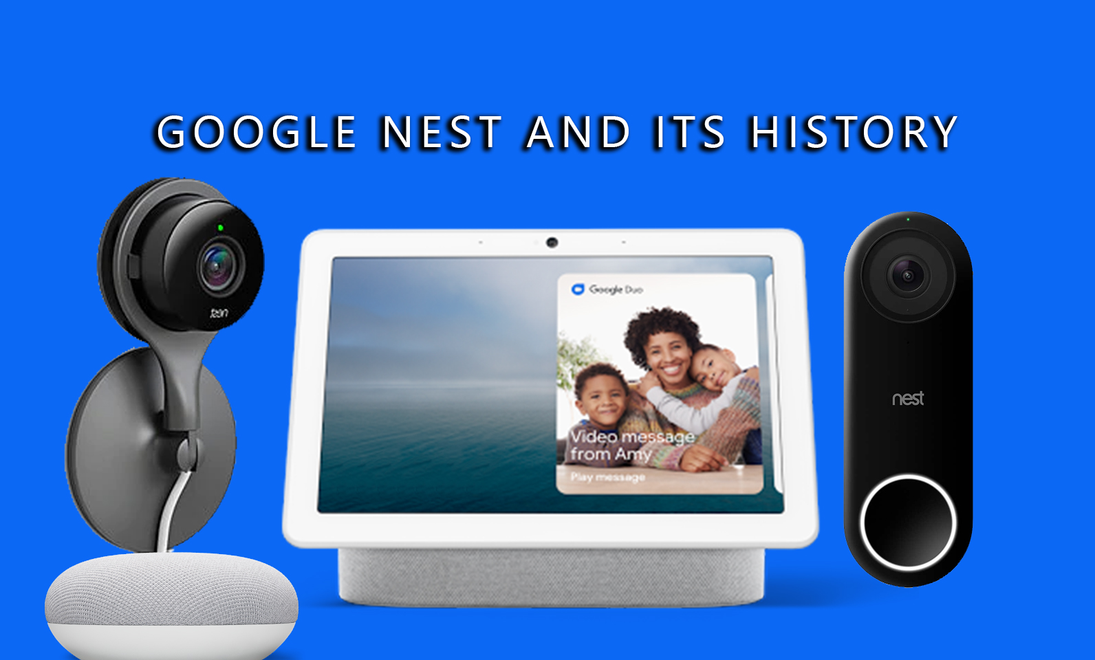 What is Google Nest